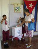 Demostración de fidelidad a la Patria, elecciones en Villa Clara