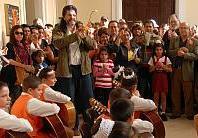 Ministro de Cultura recorre instituciones de Villa Clara