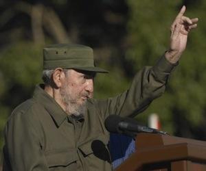 Repercute en Villa Clara mensaje de Fidel a los universitarios cubanos.