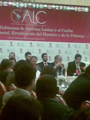 Anuncian gestación de la Comunidad Latinoamericana y del Caribe.