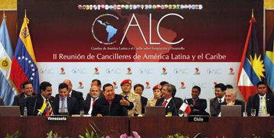 """""""La hora de Nuestra América ha llegado"""" Afirma Hugo Chávez"""