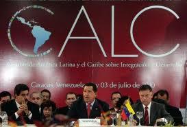 Propone Chávez realizar Cumbre de la CELAC en diciembre 2011